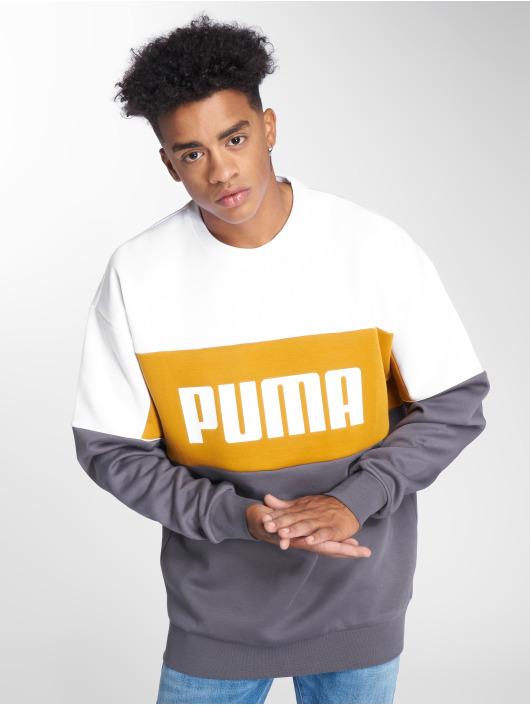 Puma Swetry Retro Dk szary