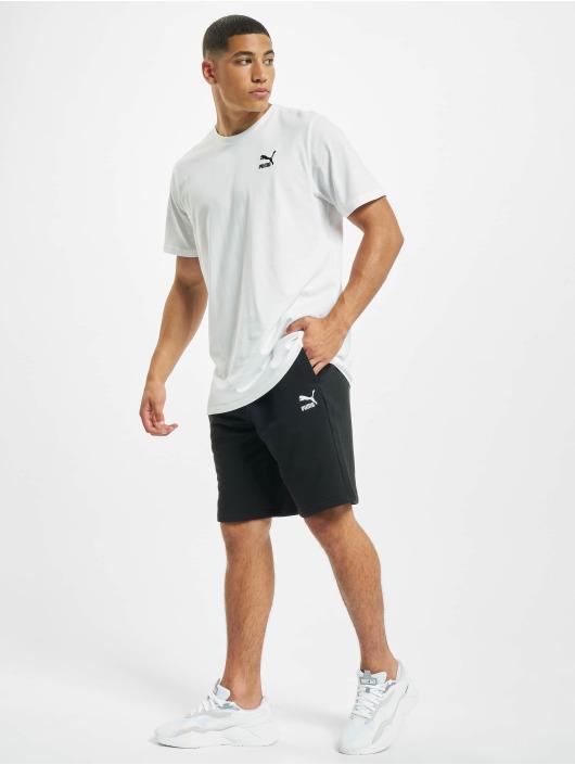 Puma Szorty Classics Logo czarny