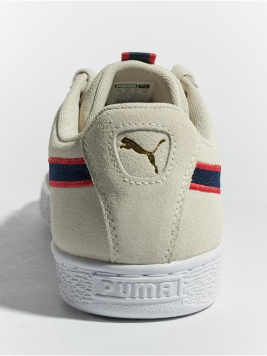 Puma Tøysko Suede Classic Sport Stripes grå