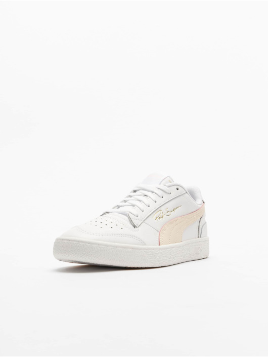 Puma Tøysko Ralph Sampson Low hvit