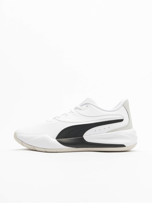 Puma Tøysko Triple hvit
