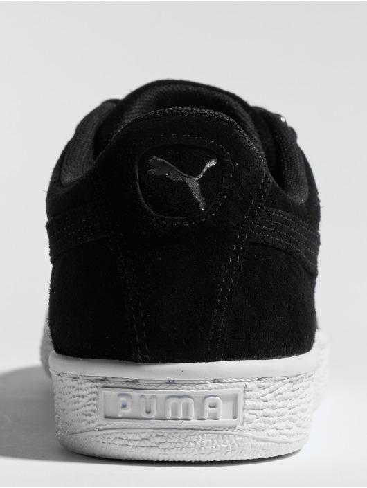 Puma Tøysko Suede Classic x Chain svart