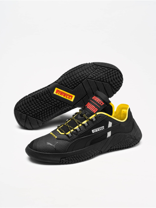 Puma Tøysko X Pirelli svart