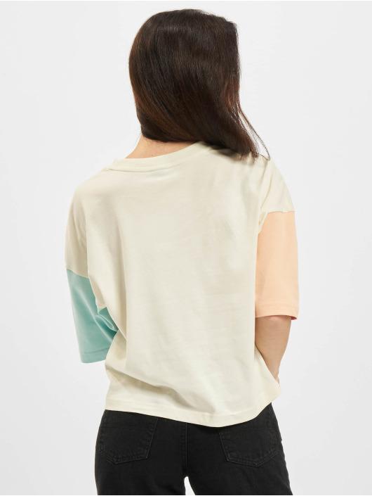 Puma T-Shirt CLSX Boyfriend beige