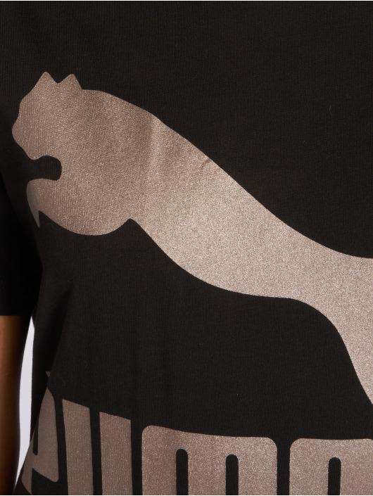 Puma T-Shirt Classics Logo black