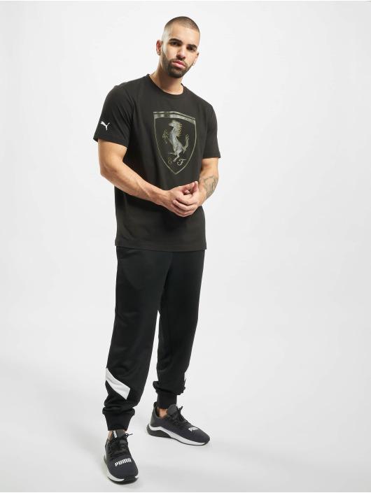 Puma T-Shirt SF Big Shield black
