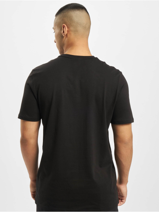 Puma T-Shirt Logo Embroidery black