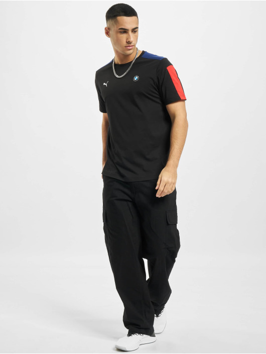 Puma T-Shirt BMW MMS T7 black