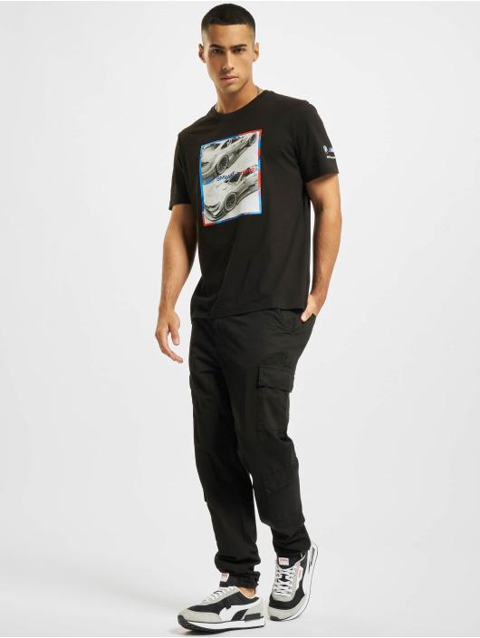 Puma T-Shirt BMW MMS Logo Graphic black