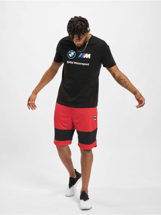 Puma T-Shirt BMW MMS Logo black