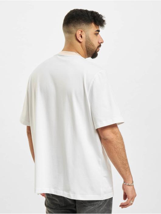 Puma T-Shirt Classics Ringer blanc