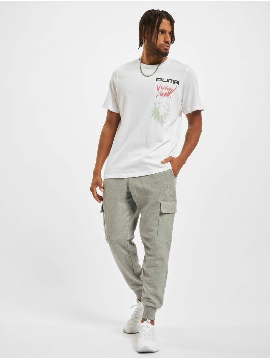 Puma T-Shirt 4th Quarter blanc