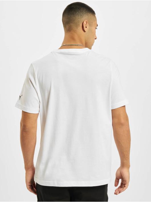 Puma T-Shirt MAPF1 Logo blanc