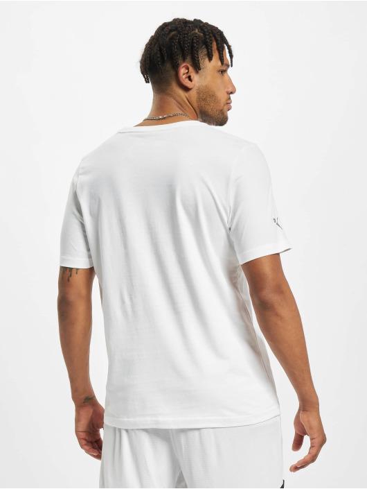 Puma T-Shirt BMW MMS Logo blanc