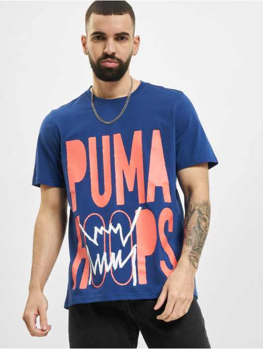 Puma T-Shirt BP 1 bleu