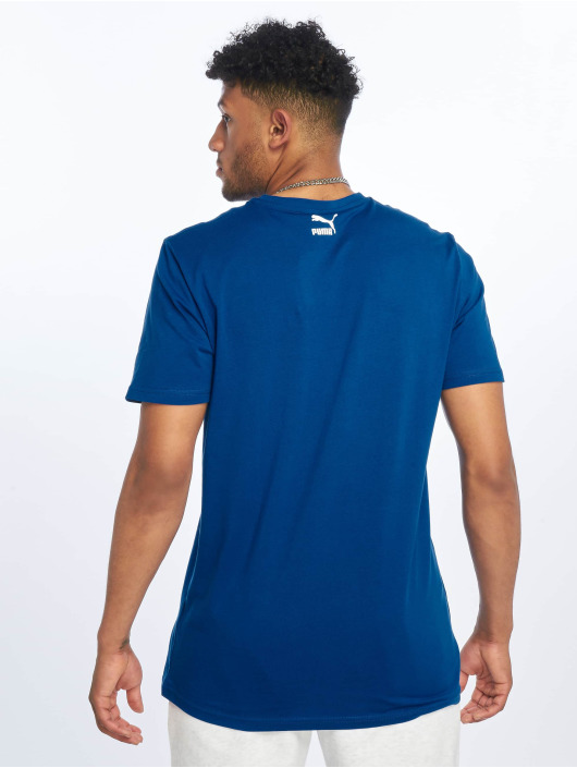 Puma T-Shirt Graphic XTG blue