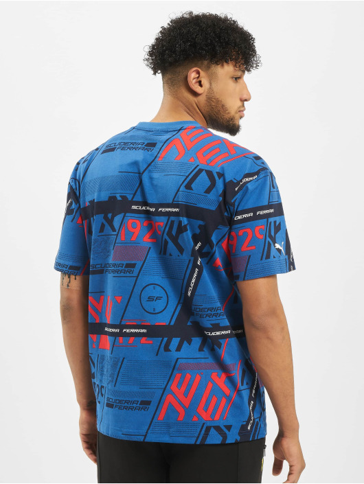 Puma T-Shirt SF Street blue