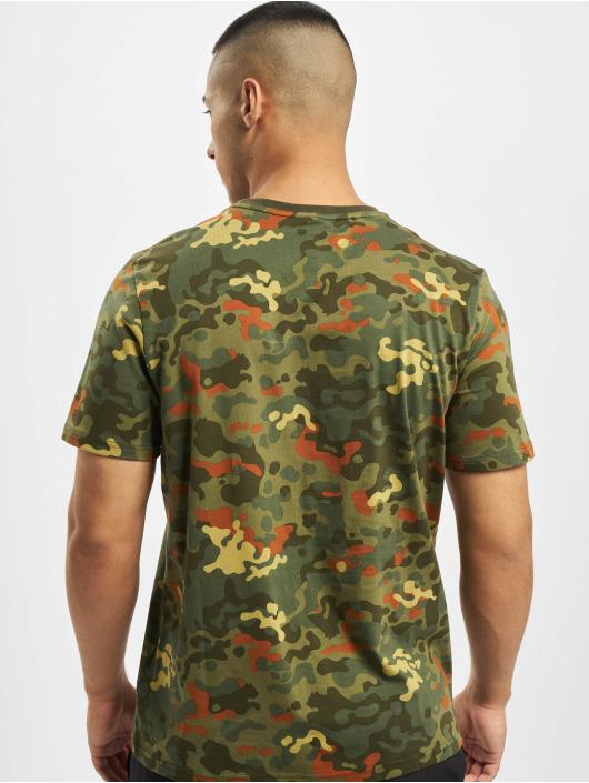 Puma T-Shirt Graphics Logo camouflage