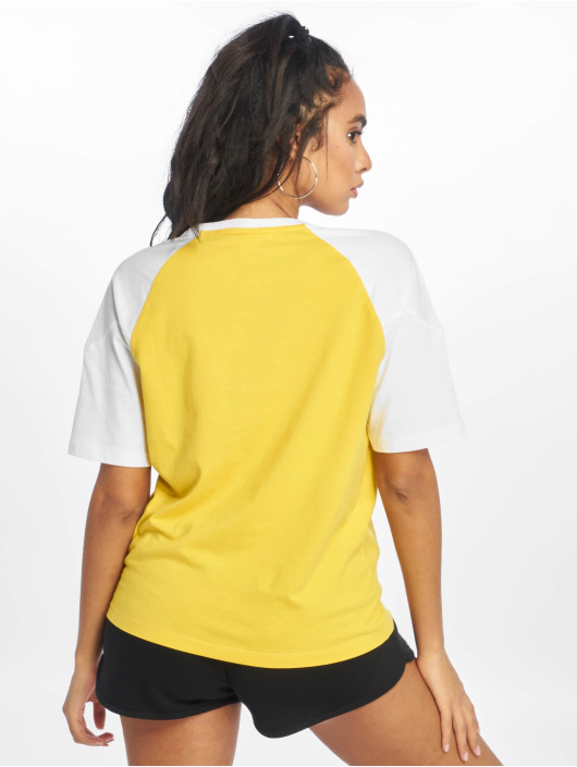Puma t-shirt Puma XTG geel