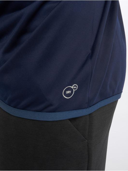 Puma T-Shirt manches longues ftblNXT 1/4 Zip bleu