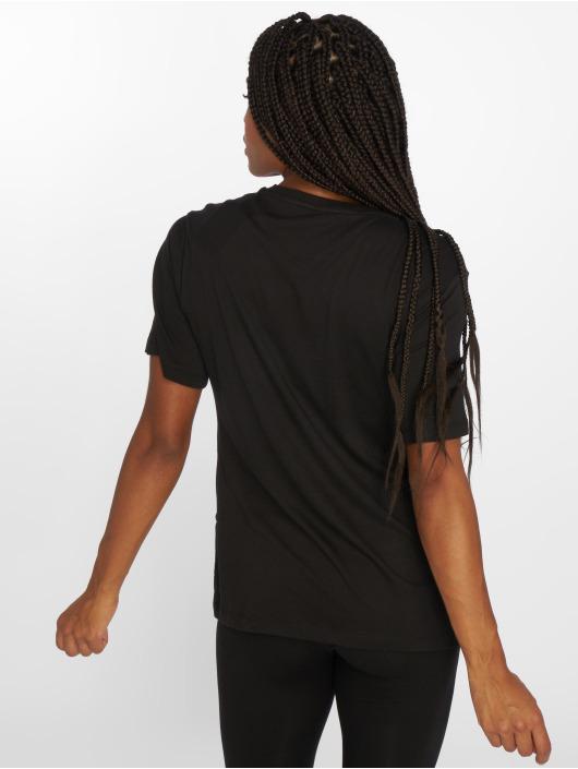 Puma T-Shirt Rebel Boyfriend Logo noir