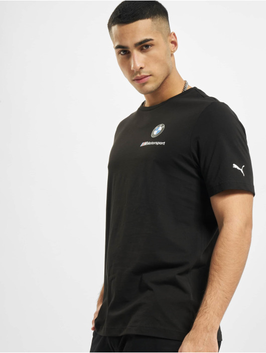 Puma T-Shirt BMW MMS ESS Small Logo noir