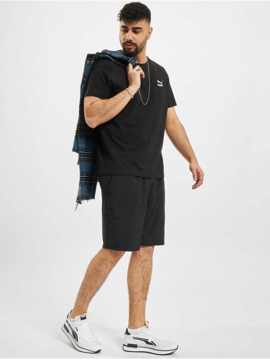 Puma T-Shirt Classics Embro noir