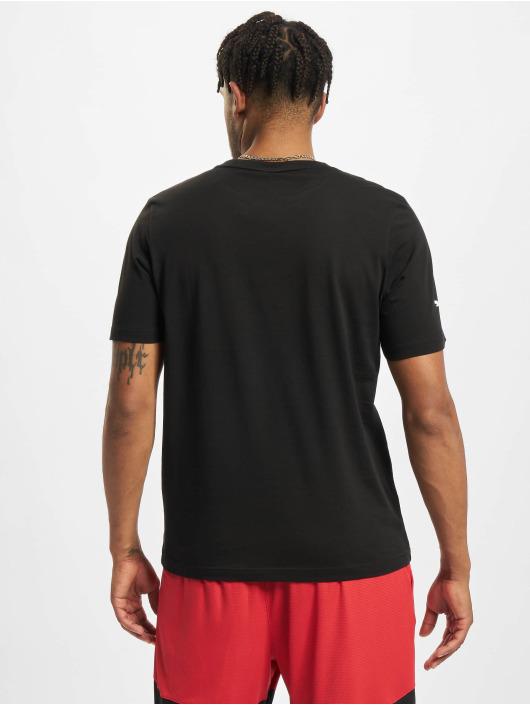 Puma T-Shirt BMW MMS Logo noir