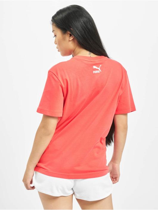 Puma T-Shirt OG red