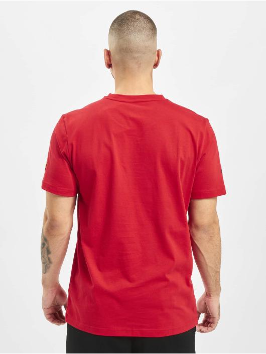 Puma T-Shirt SF Big Shield rot