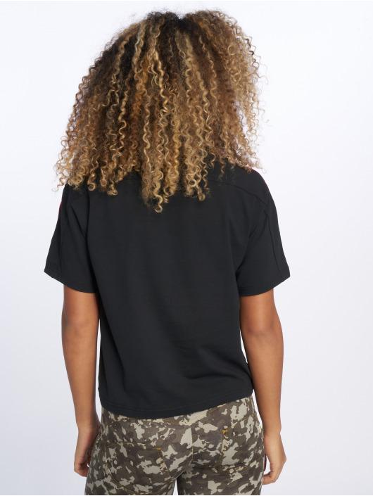 Puma T-Shirt Chase schwarz