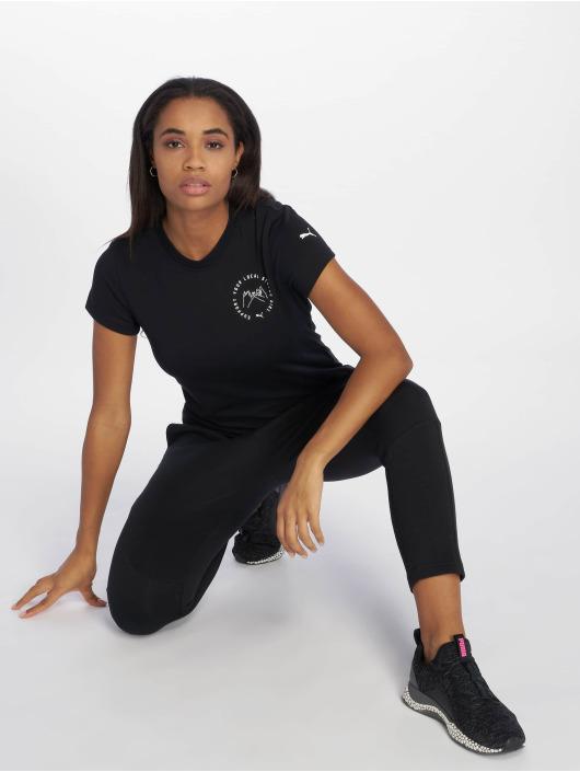 Puma T-Shirt SG X Puma 2 T-Shirt schwarz
