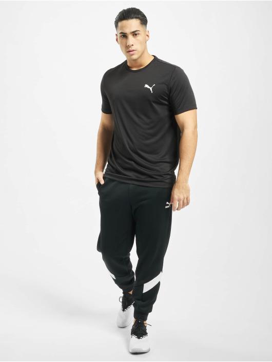 Puma T-Shirt Active schwarz