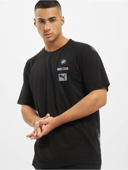 Puma T-Shirt BMW Street schwarz