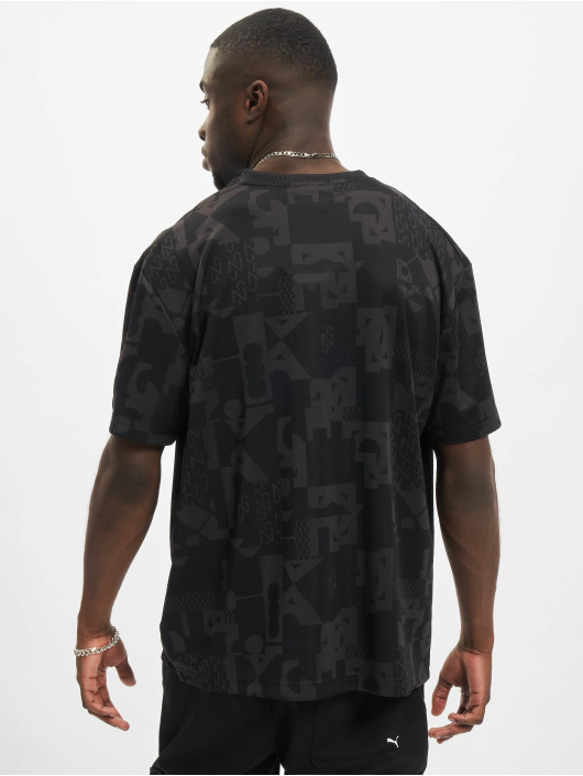 Puma T-Shirt X NJR Elevated schwarz
