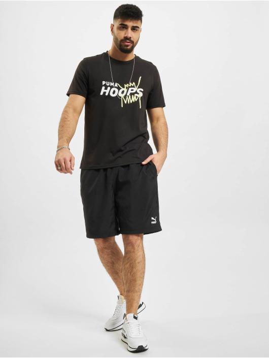 Puma T-Shirt BP 2 schwarz