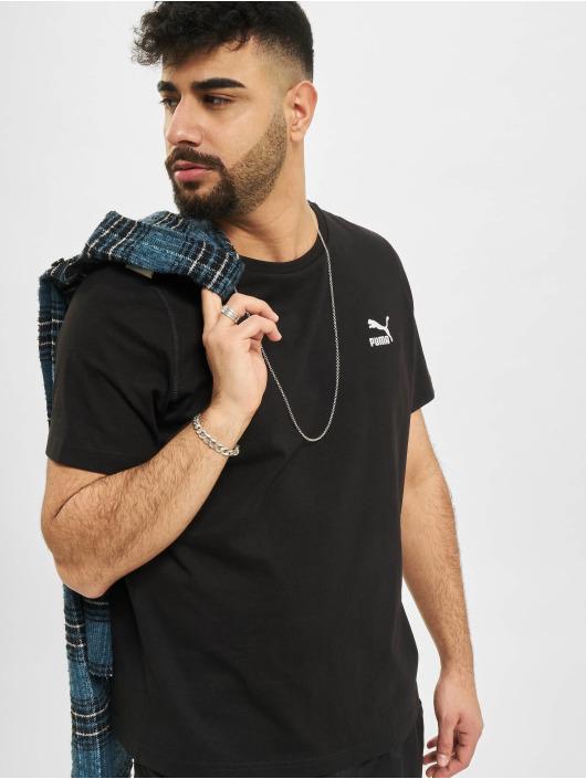 Puma T-Shirt Classics Embro schwarz