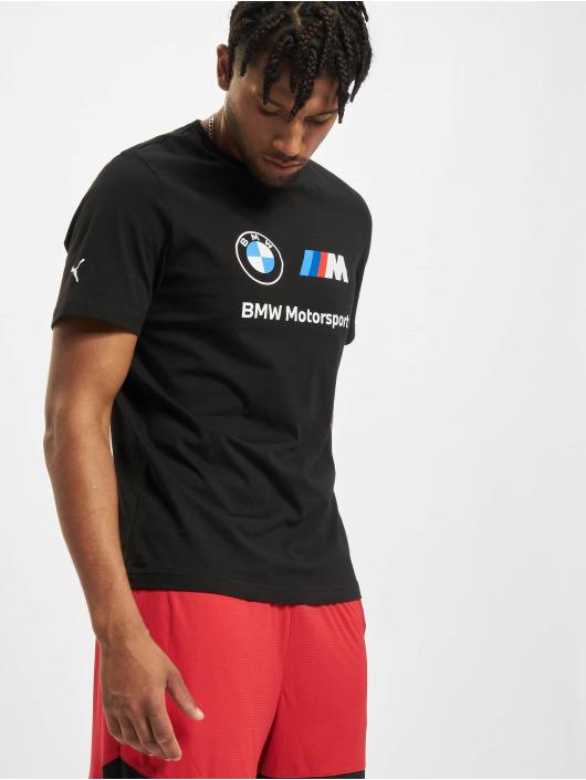 Puma T-Shirt BMW MMS Logo schwarz