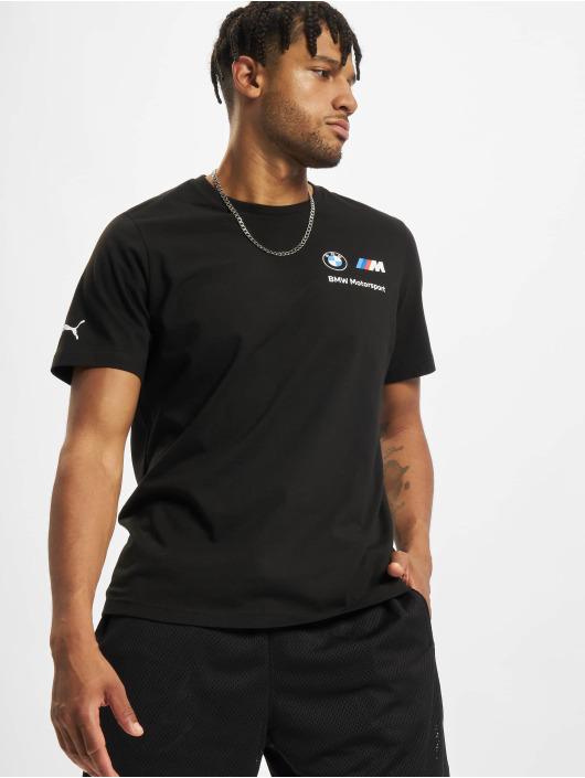 Puma T-Shirt BMW MMS Small Logo schwarz