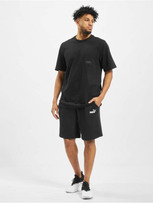 Puma T-shirt Heavy Classics Tee svart