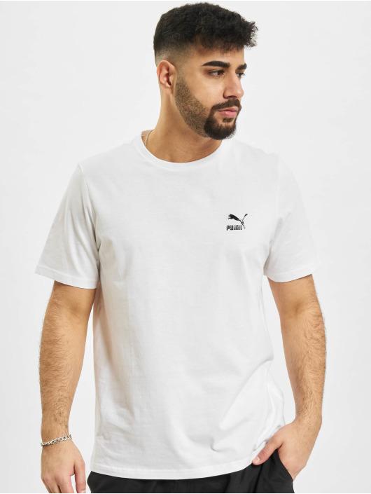Puma T-shirt Classics Graphics Infill vit