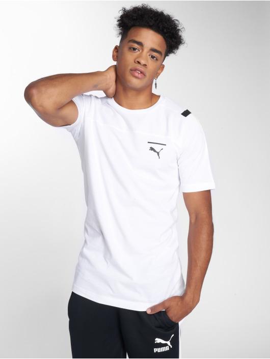 Puma T-Shirt Pace weiß