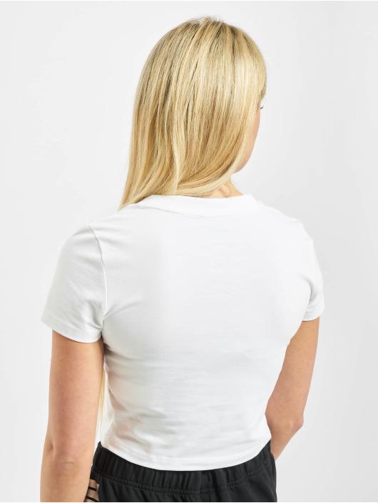 Puma T-Shirt Ess  Fitted weiß