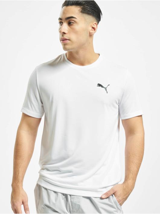 Puma T-Shirt Active weiß