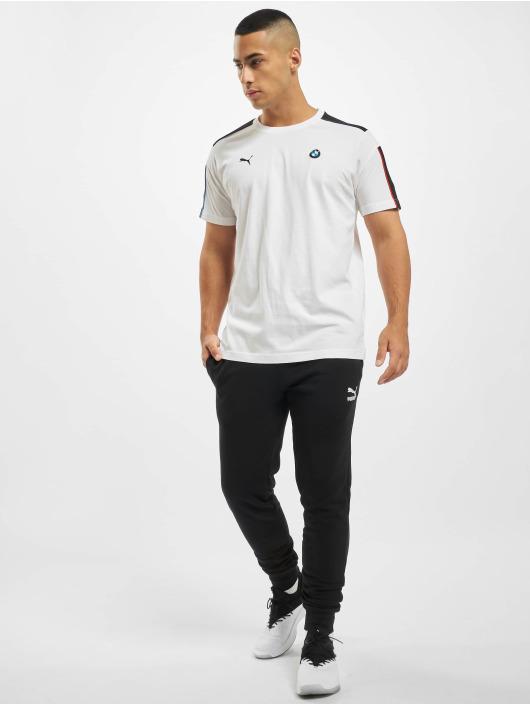 Puma T-Shirt BMW weiß