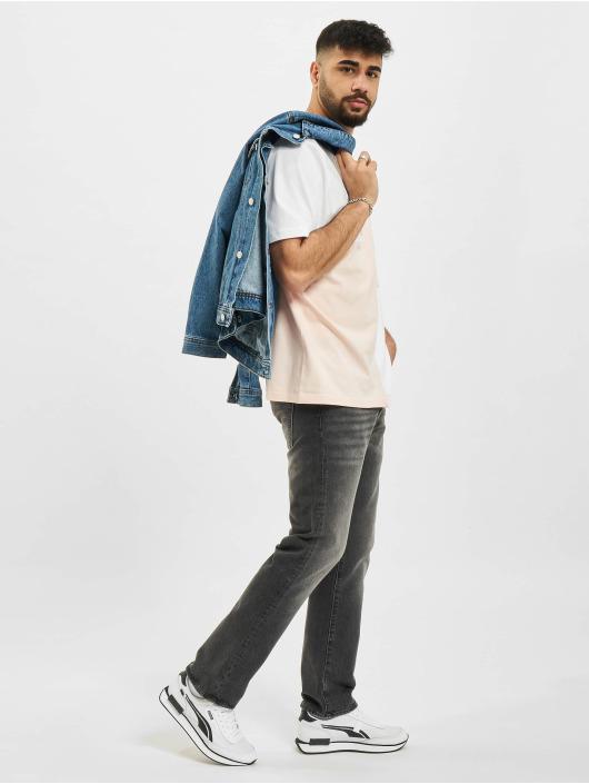 Puma T-Shirt Classics Patchwork weiß