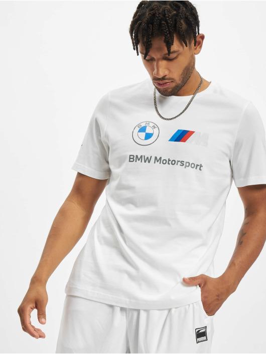 Puma T-Shirt BMW MMS Logo weiß