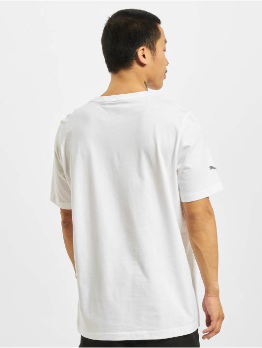 Puma T-Shirt BMW MMS Small Logo weiß