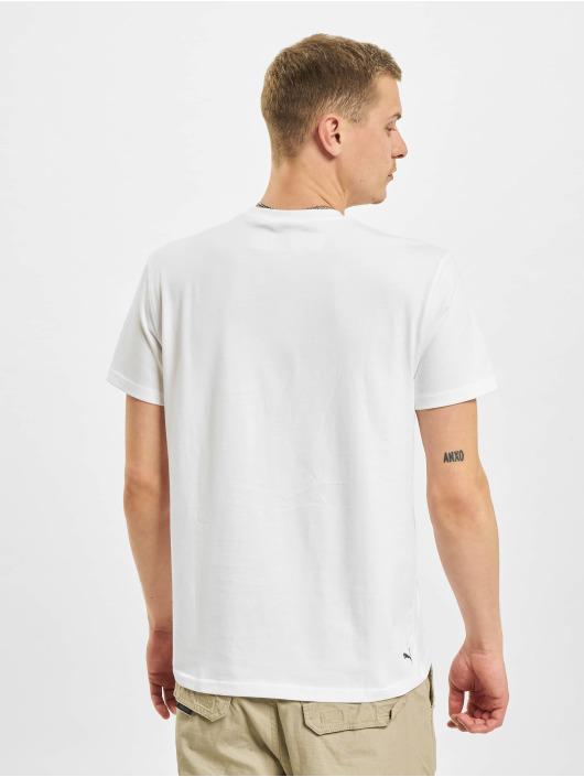 Puma T-Shirt TMC Hussle Way Logo white