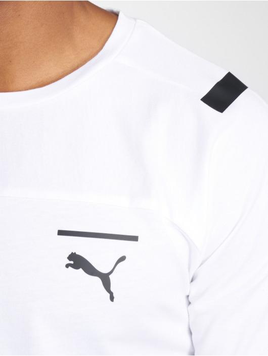 Puma t-shirt Pace wit
